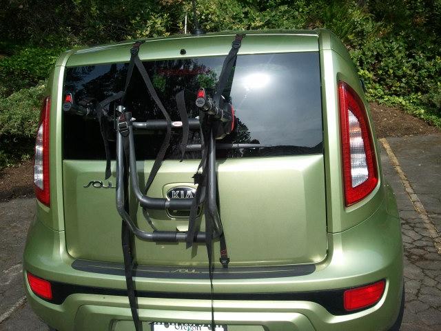 Kia Soul With Bike Rack. Kia. Circuit Diagrams