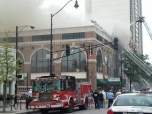 Second City Fire 538